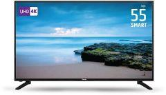 Grouhy 55 Inch 4K UHD Smart LED TV with Built-in Receiver- GLD55SD