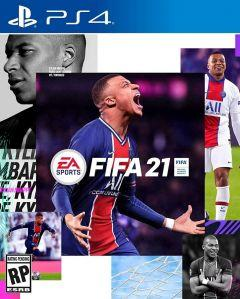 FIFA 21 For PlayStation 4