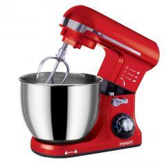S Smart Stand Mixer, 1200 Watt, Red - SBM37LED