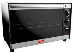 Fresh Electric Oven With Grill, 48 Liters, Black- FR-48ECCO