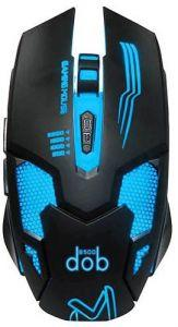 Porsh Dob USB Gaming Mouse, Black - M 8500GX