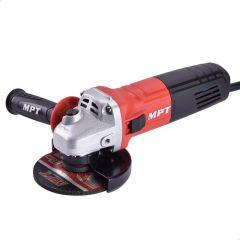 MPT Professional Angle Grinder, 680 Watt, Black/Red- MAG6806.02