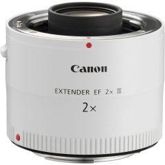 Canon Extender, Extention Tube- EF 2x III For Cameras