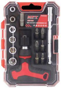 MPT Socket Screwdriver Set 18 Pieces- MHA05001