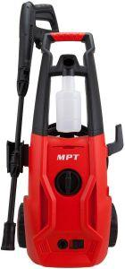 MPT High-Pressure Washer, 1400 Watt, Black/Red- MHPW1403