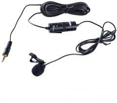 Boya Omnidirectional Lavalier Microphone - BY-M1