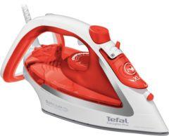 Tefal Easygliss 2 Steam Iron, 2500 Watt, Red - FV5720
