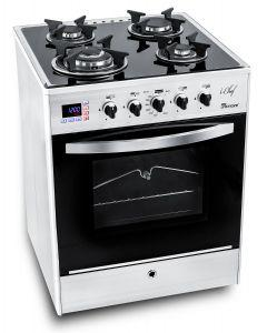 Unionaire 4 Burners i-Chef Smart  Stainless Steel Gas Cooker - C6060GSAC383