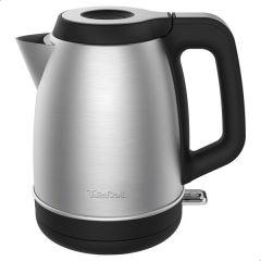 Tefal Electric Kettle, 1.7 Liter, Stainless Steel - KI280D10