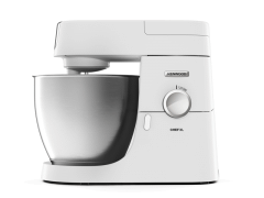 Kenwood Chef XL Stand Mixer, 1200 Watt, White - KVL4100