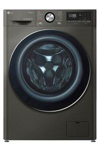 LG Vivace Front Load Automatic Washing Machine, 9 KG, Black Steel- F4R5VYG2E
