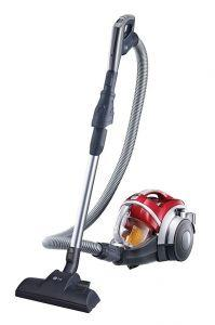 LG Bagless Vacuum Cleaner, 2000 Watt, Red - VK7320NHAR