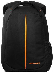 L'avvento Discovery Laptop Backpack, 15.6 Inch, Black - BG04B