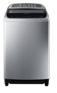 Samsung Top Loading Digital Washing Machine, 14 KG, Silver- WA14J5730SG/FH