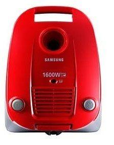 Samsung Vacuum Cleaner 1600 Watt, Red - 4130S37