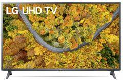 LG 55 Inch 4K UHD Smart LED TV with Built-in Receiver - 55UP7550PVG
