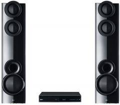 LG DVD Home Theater System, 2 Units, Black - LHD677