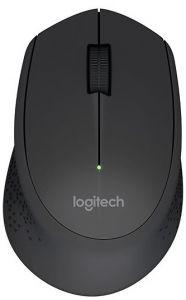 Logitech Wireless Mouse, Black - M280