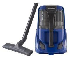 Panasonic Mega Cyclone Bagless Vacuum Cleaner, 1600 Watt, Blue - MC- CL561