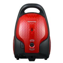 Panasonic Vacuum Cleaner, Bagged, 1800 Watt, Red- MC-CG373