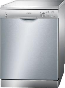 Bosch Dishwasher 12 Place Settings, Silver - SMS40D18EU