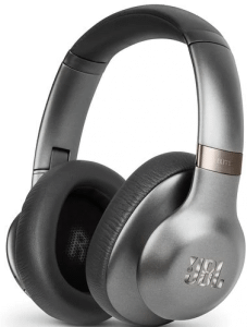 JBL EVEREST ELITE Wireless Over Ear Headphones With Microphone, Metal - V750NXT