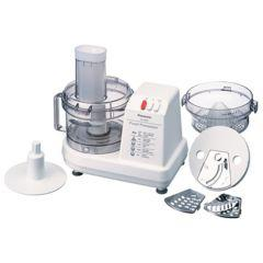 Panasonic Food Processor, 400 Watts, White - MK-5086M