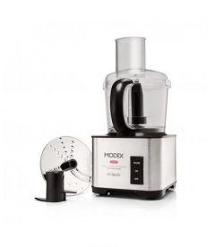 Modex Food Processor, 800 Watt, Silver - FP650