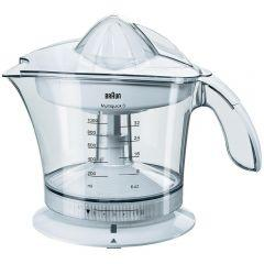 Braun Multiquick 3 Citrus juicer, 20 Watt, White - MPZ9