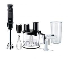 Braun MultiQuick Hand Blender, 1000 Watt, Black - MQ5275