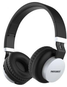 Media Tech Bluetooth Headphone With Microphone, Black - MT-H70