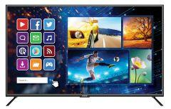 Nikai 65 Inch 4K Ultra HD Smart LED TV - NE65SUHD-M