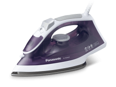 Panasonic Steam Iron, 1800 Watt, Purple - NI-M300T