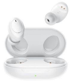Oppo Enco Wireless Earbuds with Microphone, White - W11