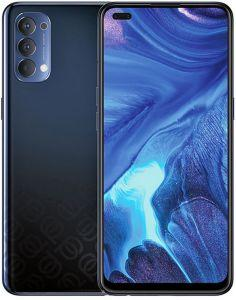 Oppo Reno4 Dual Sim, 128GB, 4G LTE - Space Black