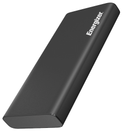 Energizer Power Bank, 26800mAh, 3 Ports, Black - XP26800PD