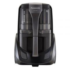 Panasonic Mega Cyclone Bagless Vacuum Cleaner, 2000 Watt, Black- MC-CL565