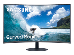Samsung 32 Inch, FHD Curved Monitor, LC32T550FDNXZA