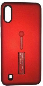 Personality Back Cover for Samsung Galaxy A10 - Red