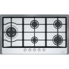 Franke Gas Built-In Hob, 5 Burners, Stainless Steel- FHM 905 4G LTC XS C