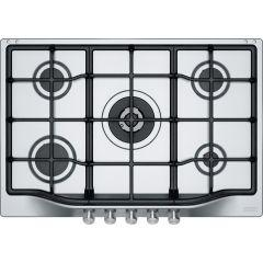 Franke Gas Built-In Hob, 5 Burners, Stainless Steel- FHTL 755 4G TC XS C