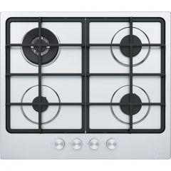 Franke Built-In Gas Hob, 4 Burners, Stainless Steel, Silver,FHSM6043GDCXSC