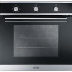 Franke Built-In Electric Oven With Grill, 66 litres, Black - SMP 62 M XS/F