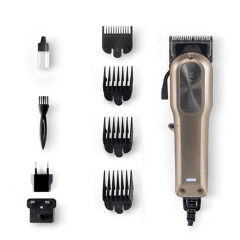 Hapilin Pro Hair Clipper - Gold
