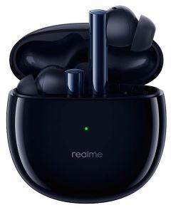 Realme Buds Air 2 Wireless Earbuds with Microphone - Black
