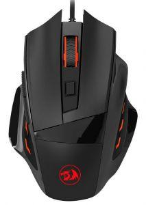 Redragon PHASER Gaming Wired Mouse, Black - M609