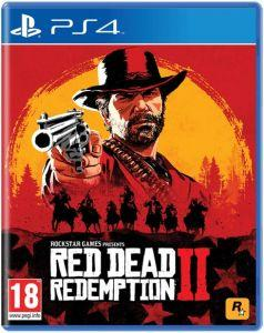 Red Dead Redemption 2 Game for PlayStation 4