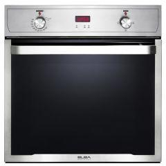 Elba Built-In Gas Oven With Grill, 58 Liters, Dark Gray- ELIO 731