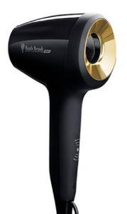 Rush Brush Smart Hair Dryer - Black