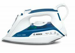 Bosch Steam Iron, 2800 Watt, White/Blue - TDA5028010